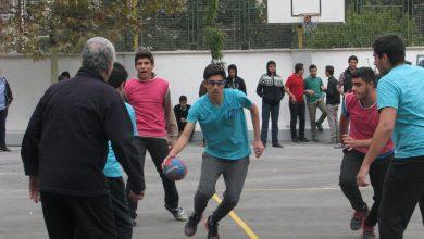 تصویر از مسابقات ورزشی