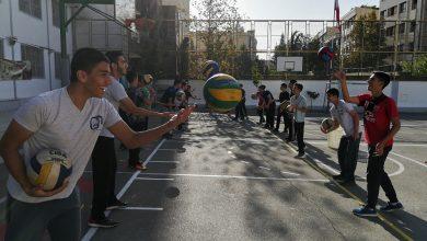تصویر از ورزش در دانش