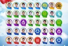 تصویر از افتخار آفرینان دبیرستان دانش دوره دوم ( کنکور 1399 )