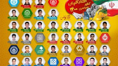 تصویر از افتخار آفرینان دبیرستان دانش دوره دوم ( کنکور 1400 )